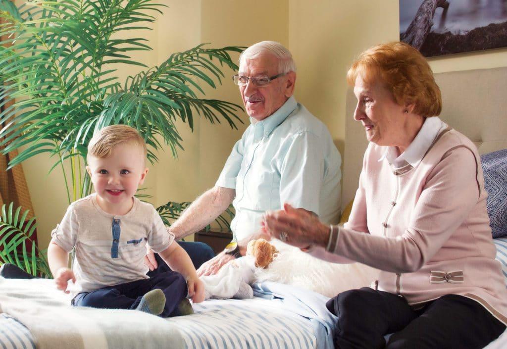 residences pour personnes âgées familiales et évolutives