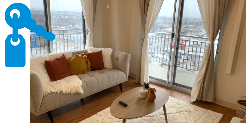 appartement pour personnes âgées
